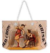 Old Crow Whiskey Weekender Tote Bag
