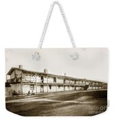 Old Cuartel. Mexican Soldiers Barracks Monterey Circa 1885 Weekender Tote Bag