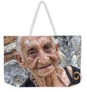 Old Cuban Weekender Tote Bag