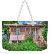 Old Curepe House Weekender Tote Bag