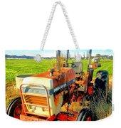 Old David Brown Tractor  Weekender Tote Bag
