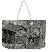 Old Deserted Farmhouse 3 Weekender Tote Bag