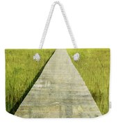 Old Dock Weekender Tote Bag