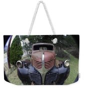 Old Dodge Truck Weekender Tote Bag