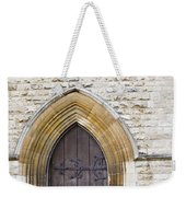 Old Door And Window York Weekender Tote Bag