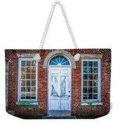 Old Door And Windows Weekender Tote Bag