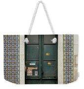 Old Door - Electronics Store Weekender Tote Bag