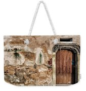 Old Door. Weekender Tote Bag