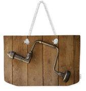 Old Drill Weekender Tote Bag