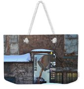 Old Drinks Weekender Tote Bag