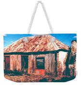 Old Farm House Weekender Tote Bag