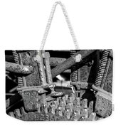 Old Farm Machinery #2 Weekender Tote Bag