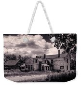 Old Farmhouse In Maine Weekender Tote Bag