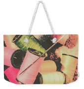 Old Fashion Threads Weekender Tote Bag