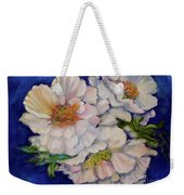 Old Fashioned Roses Jenny Lee Discount Weekender Tote Bag