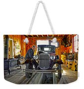 Old Fashioned Tlc Weekender Tote Bag by Steve Harrington