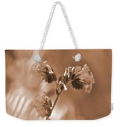 Old Fashioned Wild Flowers  Weekender Tote Bag