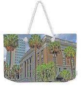 Old Federal Building Weekender Tote Bag