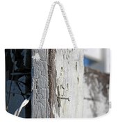 Old Fence Post Weekender Tote Bag