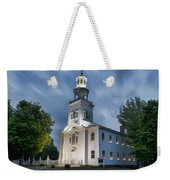 Old First Church Of Bennington Weekender Tote Bag