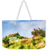 Old Fisherman's House On The Hill Weekender Tote Bag