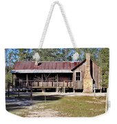 Old Florida Cracker Home Weekender Tote Bag