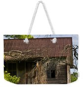 Old Forgotten Farm House Weekender Tote Bag