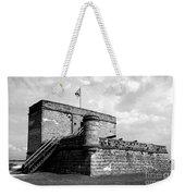 Old Fort Matanzas Weekender Tote Bag