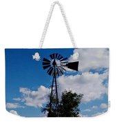 Windmill Color  Weekender Tote Bag