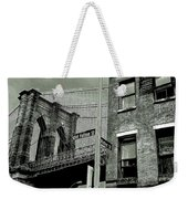 Old Fulton And Water Streets 2 Weekender Tote Bag
