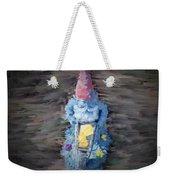 Old Garden Gnome Weekender Tote Bag