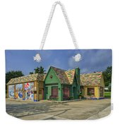 Old Gas Station Route 66 Cuba Mo Dsc05559 Weekender Tote Bag
