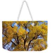 Old Giant  Autumn Cottonwood Weekender Tote Bag