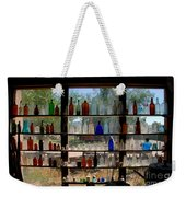 Old Glass Weekender Tote Bag