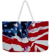 Old Glory  1 Weekender Tote Bag