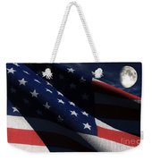 Old Glory 2 Weekender Tote Bag