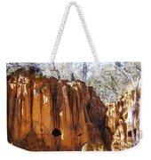 Old Gold Mine Shafts Weekender Tote Bag