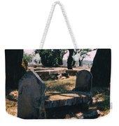 Old Grave  Weekender Tote Bag