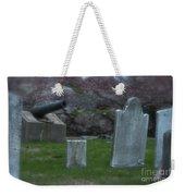 Old Graves Weekender Tote Bag