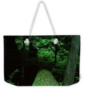 Old Growth Forest At Lost Lake On Mount Hood Weekender Tote Bag