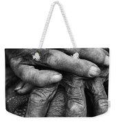 Old Hands 3 Weekender Tote Bag