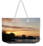 Old Harbour Of Kemi Weekender Tote Bag
