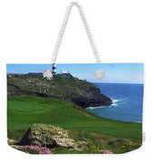Old Head Of Kinsale Lighthouse Weekender Tote Bag