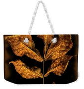 Old Hickory Leaf Weekender Tote Bag