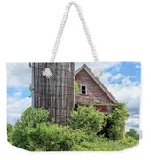Old Historic Barn In Vermont Weekender Tote Bag
