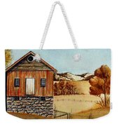 Old Homestead Weekender Tote Bag