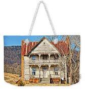 Old Homestead Weekender Tote Bag