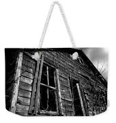 Old House Weekender Tote Bag