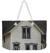 Old House And Dandelions Weekender Tote Bag