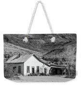 Old House And Foothills Weekender Tote Bag